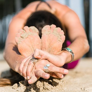 beach yoga village obx